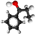 1-phenylpropanol3D.png