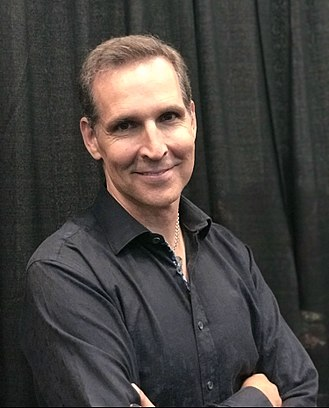 Todd McFarlane - McFarlane at the 2017 New York Comic Con