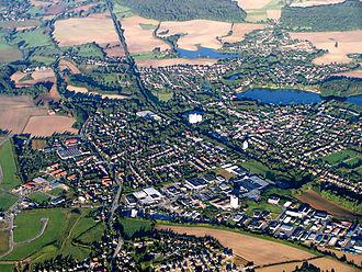 Reinfeld, Schleswig-Holstein - Image: 100 0781b