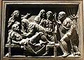 100 Basílica dels Desemparats (València), bronze d'Octavi Vicent.JPG