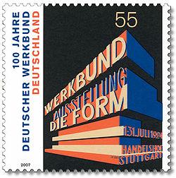 100 Jahre Deutscher Werkbund - Postwertzeichen.jpg