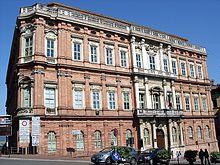 Sede principale dell'Università per stranieri di Perugia, frequentata da Amanda Knox nel 2007