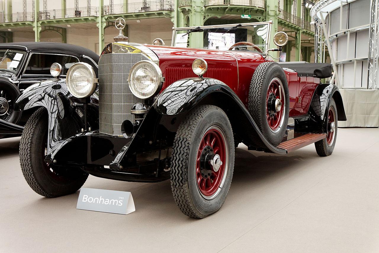 file 110 ans de l 39 automobile au grand palais mercedes. Black Bedroom Furniture Sets. Home Design Ideas