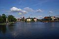 1199 Widok z Mostu Uniwersyteckiego na Wyspy Słodową, Piaskową i Tamkę.jpg