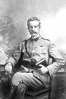 Douglas Cochrane, 12th Earl of Dundonald British politician and general
