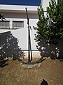 15-09-2017 Anchor outside the Police station of the Polícia Marítima, Albufeira.JPG