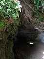 152 Balma rere el salt d'aigua del Tenes, Sant Miquel del Fai.JPG