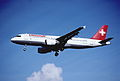 158dz - Swissair Airbus A320-214, HB-IJO@LHR,27.10.2001 - Flickr - Aero Icarus.jpg