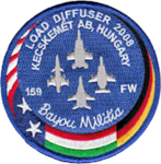 159th Fighter Wing Exercise Load Diffuser 2008 - Patch.png