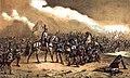 1853, Los mártires de la libertad española, vol I, Batalla de Villalar (cropped).jpg