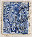 1882 Queen Victoria 2 pence halfpenny blue.JPG
