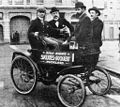 1898 Star motor car, the first motor car in Auckland.jpg