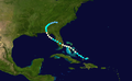 1903 Atlantic hurricane 3 track.png