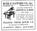 1911 Bush and Safford advert 12th Street in Miami Florida.png