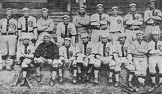 Oakland Oaks (PCL) - The 1911 Oakland Oaks