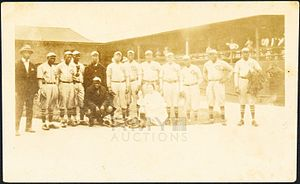 Cuban Stars (West) - 1920 Cuban Stars West