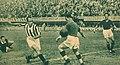 1934–35 Serie A - Fiorentina v Juventus - Ferrari scores Scudetto's goal.jpg