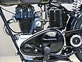 1936 Matchless Model G2M 250 cc OHV engine left side.jpg