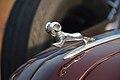 1937 Dodge Bonnet Ornament - 3569 cc - 6 cyl - BRR 3353 - Kolkata 2018-01-28 0631.JPG