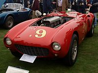 1953 Ferrari 375MM sn 0382AM at Pebble Beach in 2010.jpg