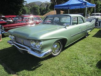 Plymouth Belvedere - 1960 Plymouth Belvedere Sedan