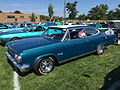 1965 Rambler Marlin fastback 2015-AMO meet in aqua and white.jpg