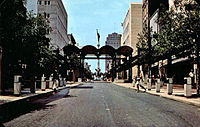 1974 - Hamilton Mall 600 Block - Summer