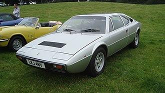 Ferrari GT4 - Ferrari 308 GT4 (second series)