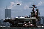 1986 International Naval Review, part of the centennial celebration of the Statue of Liberty (28815479074).jpg