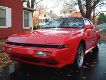 87 chrysler conquest tsi