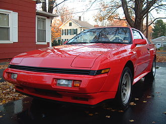 Mitsubishi Starion - 1987 Chrysler Conquest