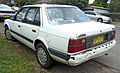 1987 Mazda 626 (GC Series 2) Super Deluxe sedan (2009-09-17).jpg