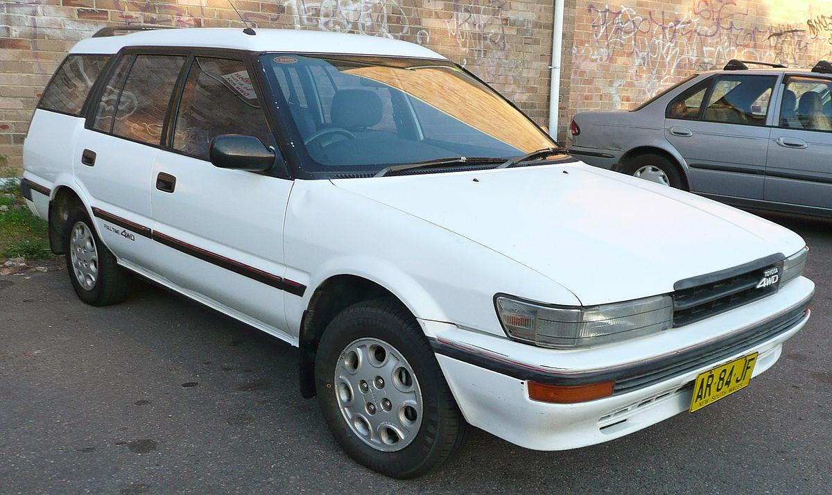 Kelebihan Kekurangan Toyota Corolla 1992 Review