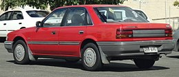 1988 Ford Telstar (AT) GL sedan (8609354606).jpg