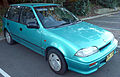 1991-1994 Holden MH Barina 5-door hatchback 02.jpg
