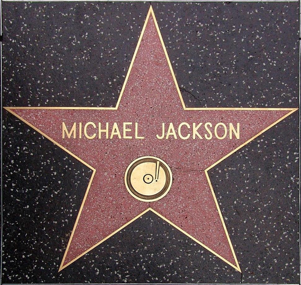 1993 walk of fame michael jackson
