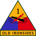 1st US Armored Division SSI.png