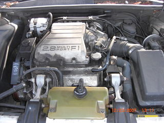 general motors 60° v6 engine generation 2 2 8 l 60° v6 in a buick regal the 3 1