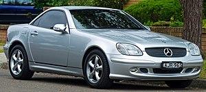 300px 2001_Mercedes Benz_SLK_320_%28R_170%29_roadster_%282010 11 28%29 mercedes benz slk class (r170) wikipedia  at gsmx.co
