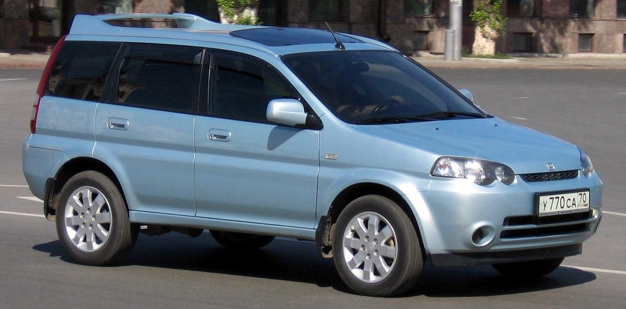 Honda HR-V 1 (5 дверей)