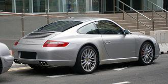 Porsche 997 - Porsche 997 Carrera S