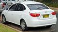 2006-2010 Hyundai Elantra (HD) SX sedan 01.jpg