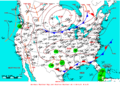 2008-08-18 Surface Weather Map NOAA.png