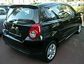 2008 Holden TK Barina (MY09) 3-door hatchback 04.jpg