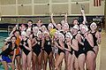 2011 Okemos High School Girls' Water Polo State Championship Team.jpg