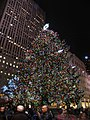 2011 Rockefeller Center Christmas tree Manhattan NYC.jpg