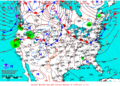2012-03-14 Surface Weather Map NOAA.png