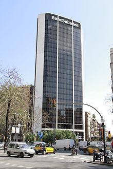 Banco sabadell wikipedia la enciclopedia libre for Oficinas sabadell madrid