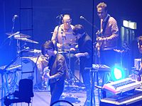 2012 - The Killers (Newcastle Metro Radio Arena) Tegan and Sara (8158786661).jpg