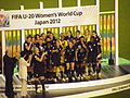 2012 FIFA U-20 Women's World Cup Champions 18.JPG